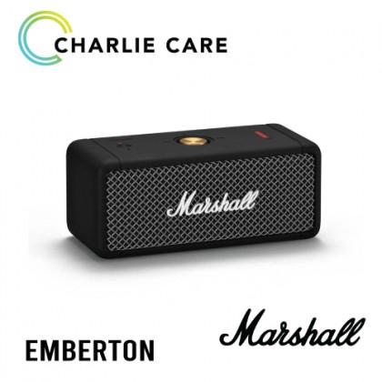 Marshall Emberton Portable Bluetooth Speaker Original 1 Year Marshall Warranty