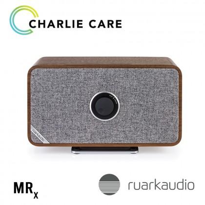 RUARK AUDIO MRx CONNECTED WIRELESS CLASSIC SPEAKER (RICH WALNUT VENEER) RUARKAUDIO