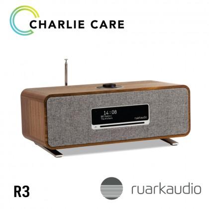 RUARKAUDIO R3 COMPACT MUSIC SYSTEM SPEAKER PLAYER RUARK AUDIO