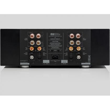 MUSICAL FIDELITY M8S-500S POWER AMPLIFIER
